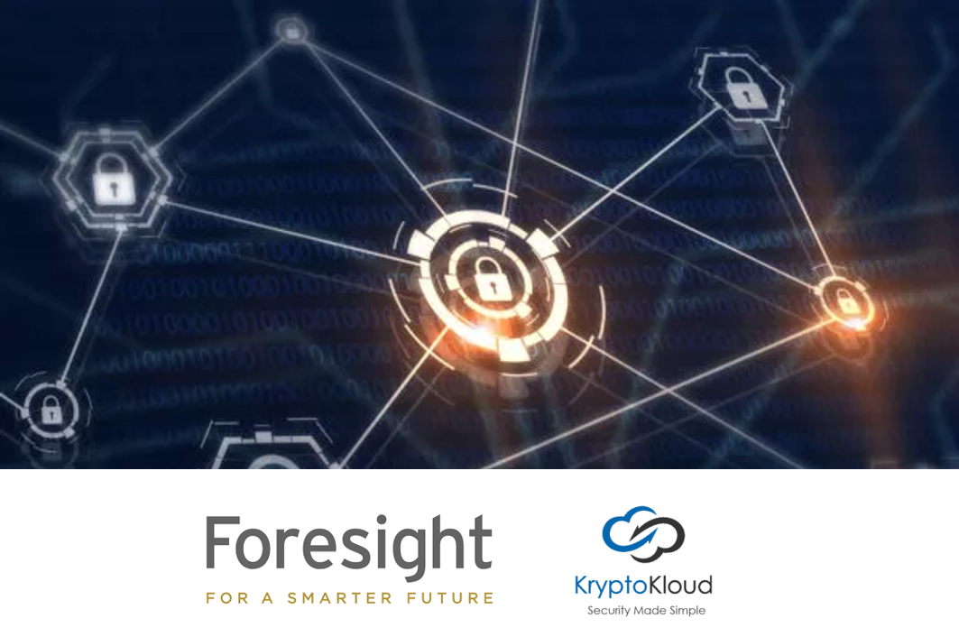 Luminii provides CDD to Foresight on their investment into KryptoKloud